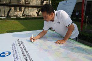 Deklarasi Pembangunan Zona Integritas Menuju Wilayah Bebas dari Korupsi 4