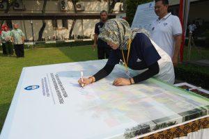 Deklarasi Pembangunan Zona Integritas Menuju Wilayah Bebas dari Korupsi 5
