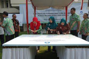 Deklarasi Pembangunan Zona Integritas Menuju Wilayah Bebas dari Korupsi 6