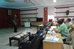 Deklarasi Pembangunan Zona Integritas Menuju Wilayah Bebas dari Korupsi 8