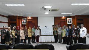 Deklarasi dan Penandatanganan Maklumat Pelayanan dan Komitmen Penerapan Kerja 2