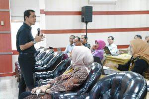 Workshop Membangun Budaya Anti Korupsi oleh Gandjar Laksmana Bonaprapta 3