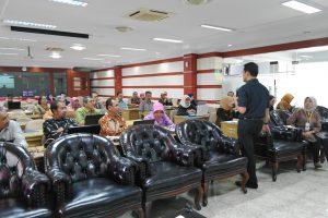 Workshop Membangun Budaya Anti Korupsi oleh Gandjar Laksmana Bonaprapta 4